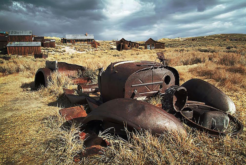 "Pete Francis - ""Ghost Town"" - Open Print Winner 3"