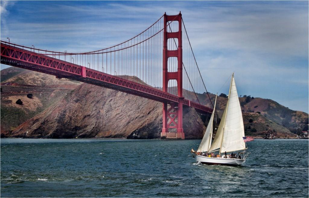 Alun Lewis - 'Golden Gate Bridge' Dave Roberts Memorial Winner 2016
